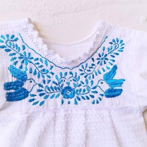 Image of SUMMER SALE Bluebird Dress ORGANIC