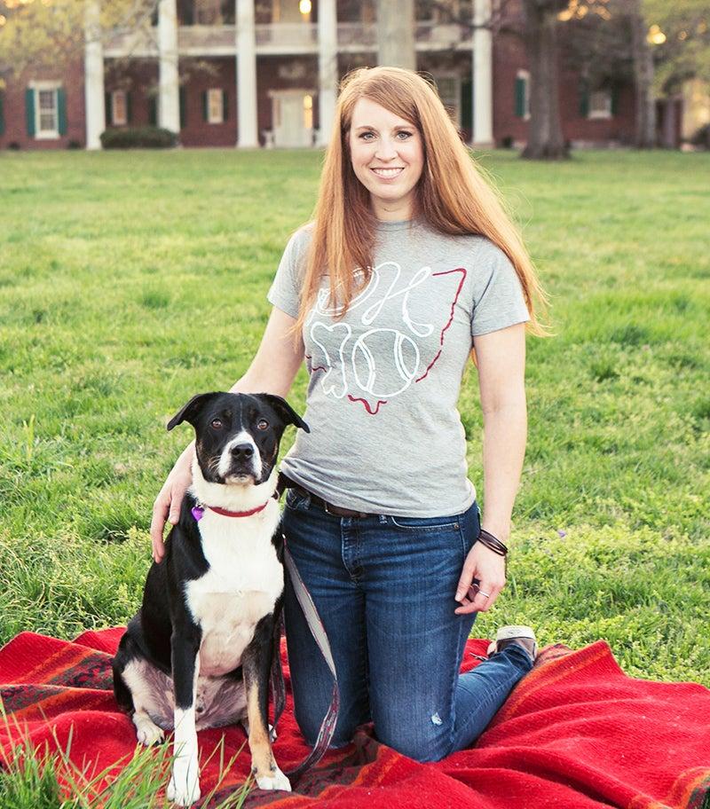 Image of Ohio Tee - Heather Grey