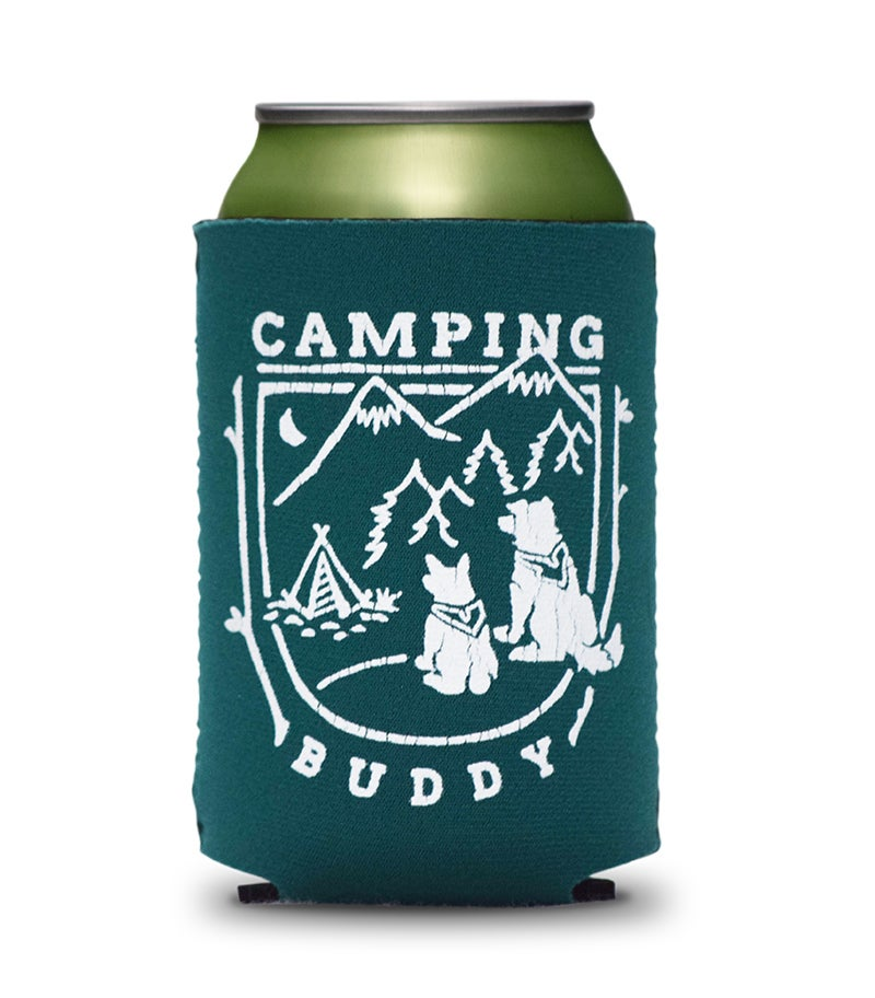 Image of Camping Buddy - Koozie