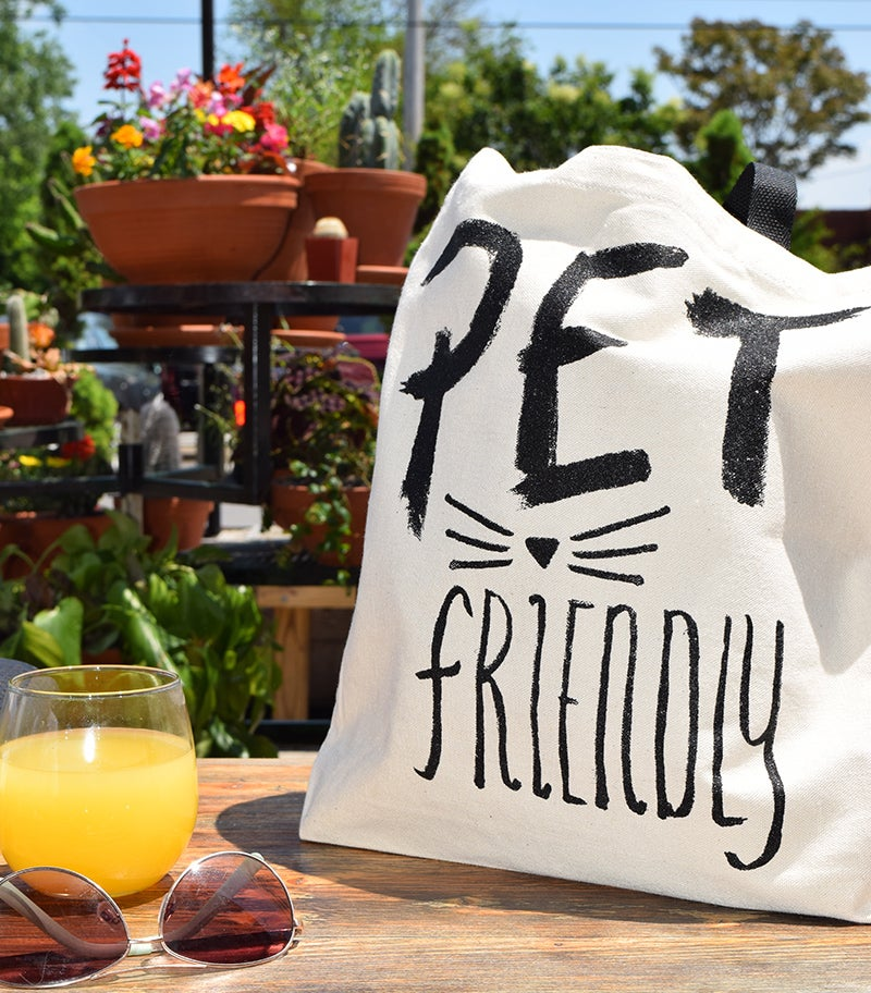 Image of Pet Friendly Tote