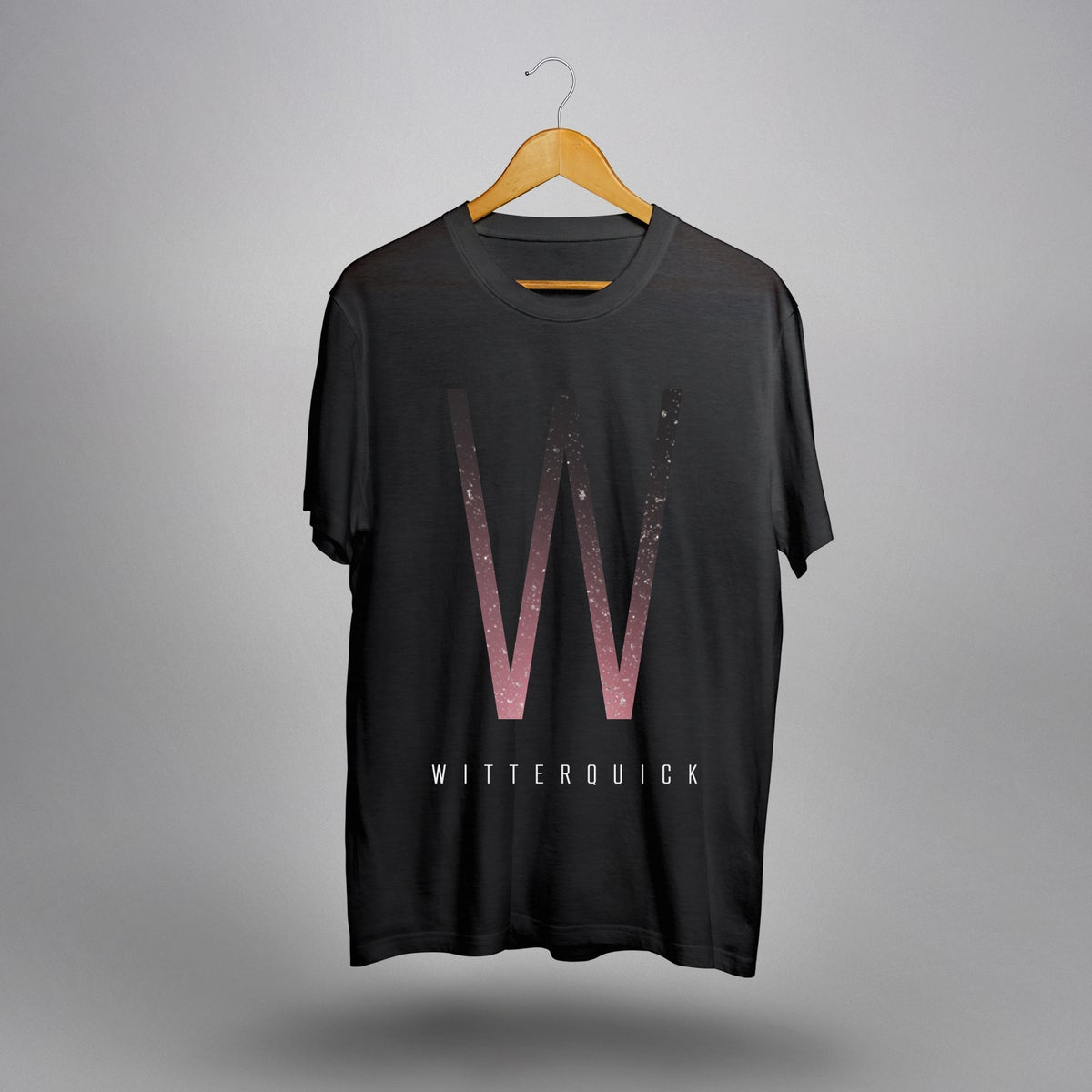 Image of *New* W T-shirt