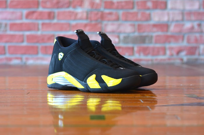 "Image of Air Jordan 14 ""Thunder"""
