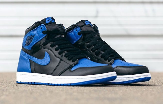 """Image of Air Jordan 1  """"Royal Blue"""""""