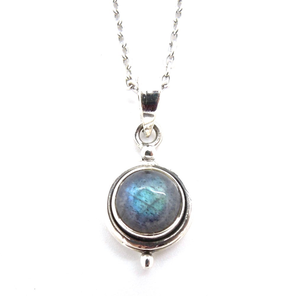 Image of Labradorite Witchcraft Necklace