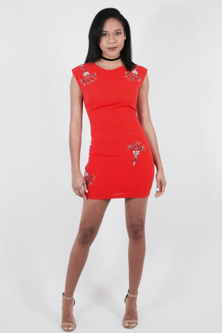 Image of Embellish Me Dress