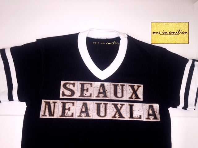 Image of Seaux Neauxla Men's Jersey