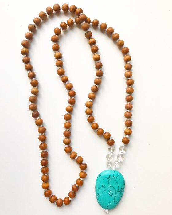 Image of Power Chakra Mala