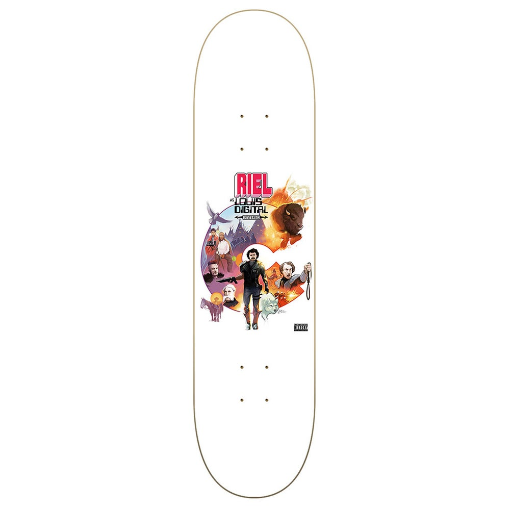 Image of Louis Digital deck