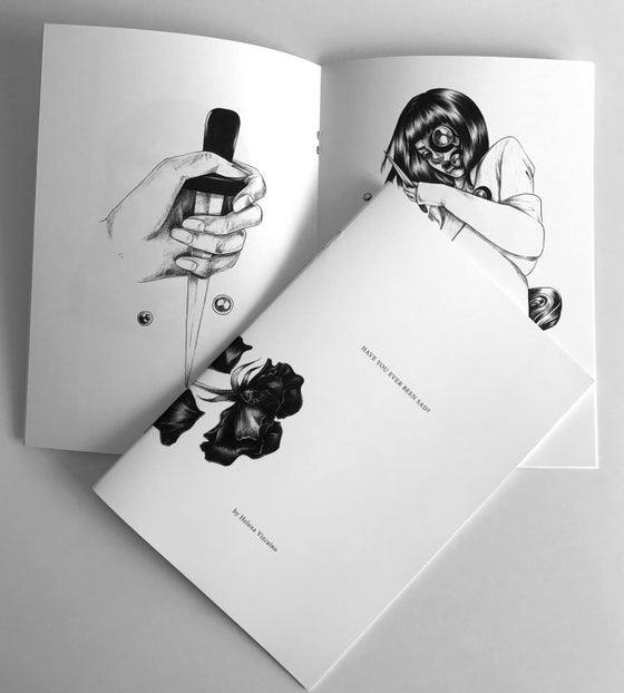 Image of Have you ever been sad? Fanzine