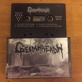 Image of Geimhreadh - 2014 Demo - Cassette
