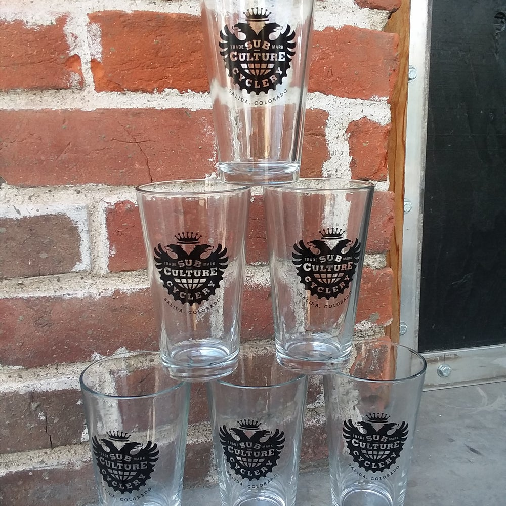 Image of SUBCULTURE PINTS