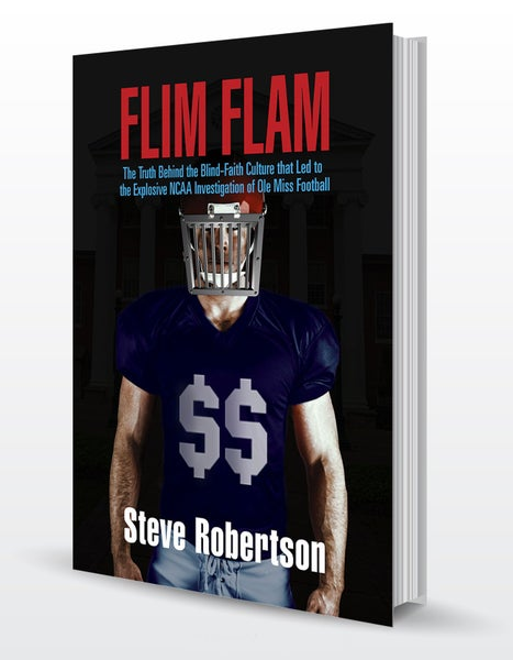 Image of Flim Flam  by Steve Robertson (Signed Copy) Order Here