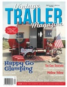 Image of Current Issue 34 Vintage Trailer Magazine