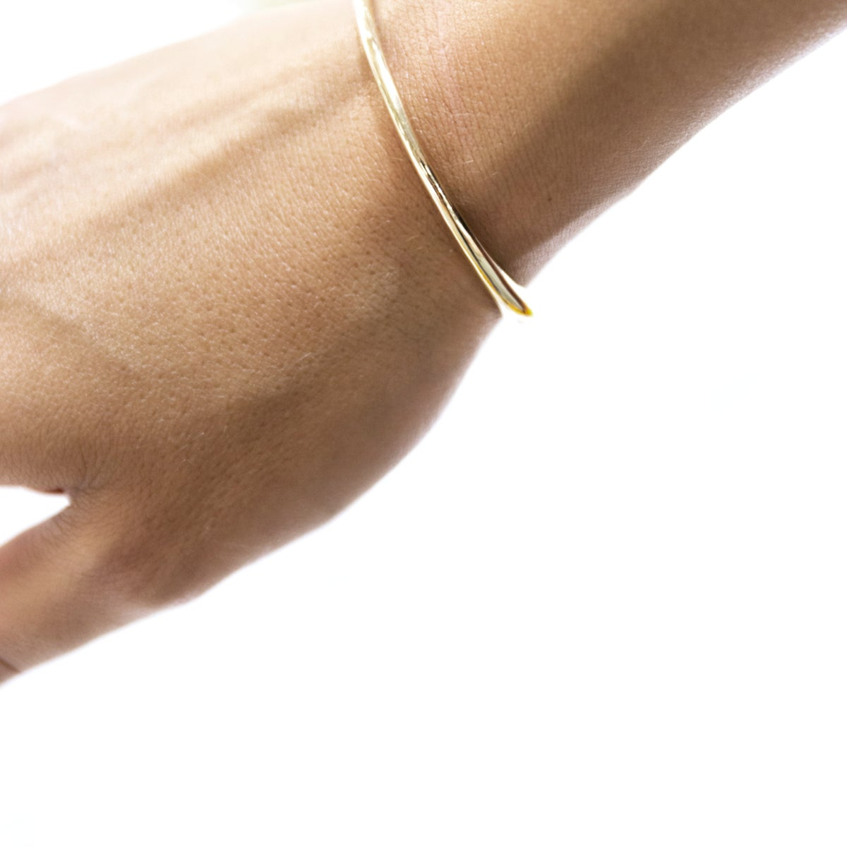 Image of GOLDEN DROP CUFF<br>ARMREIF/ARMSPANGE