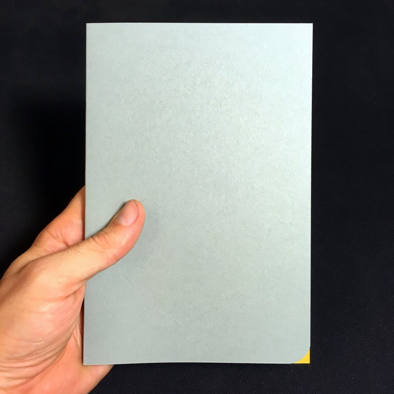 Image of Grey Notebook