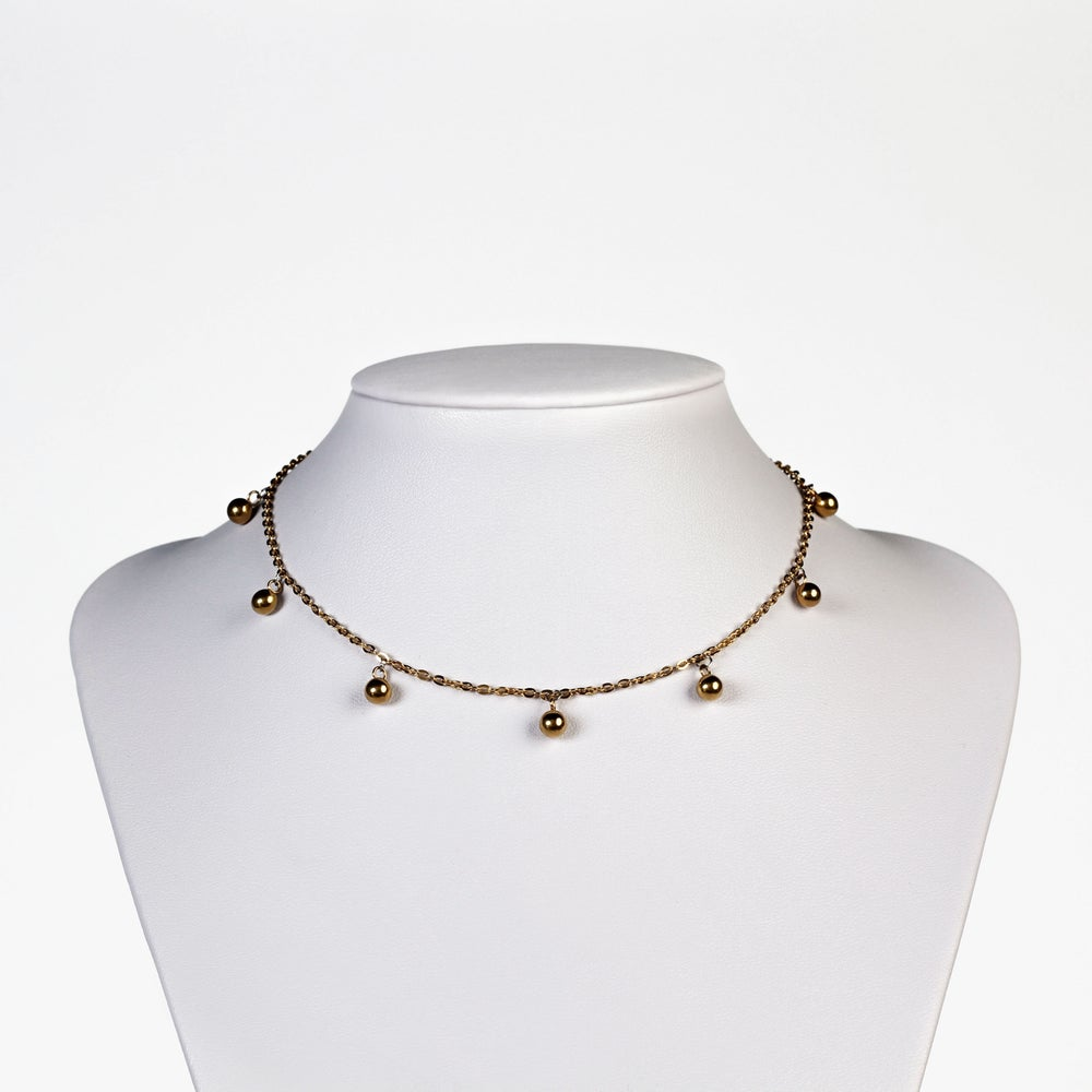 Image of AMELIE | Ball Chain Choker