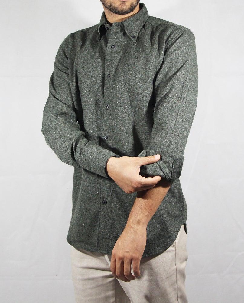 Image of WOOL REGULAR SHIRT