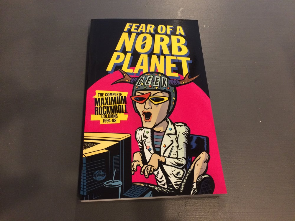 Image of Fear Of A Norb Planet