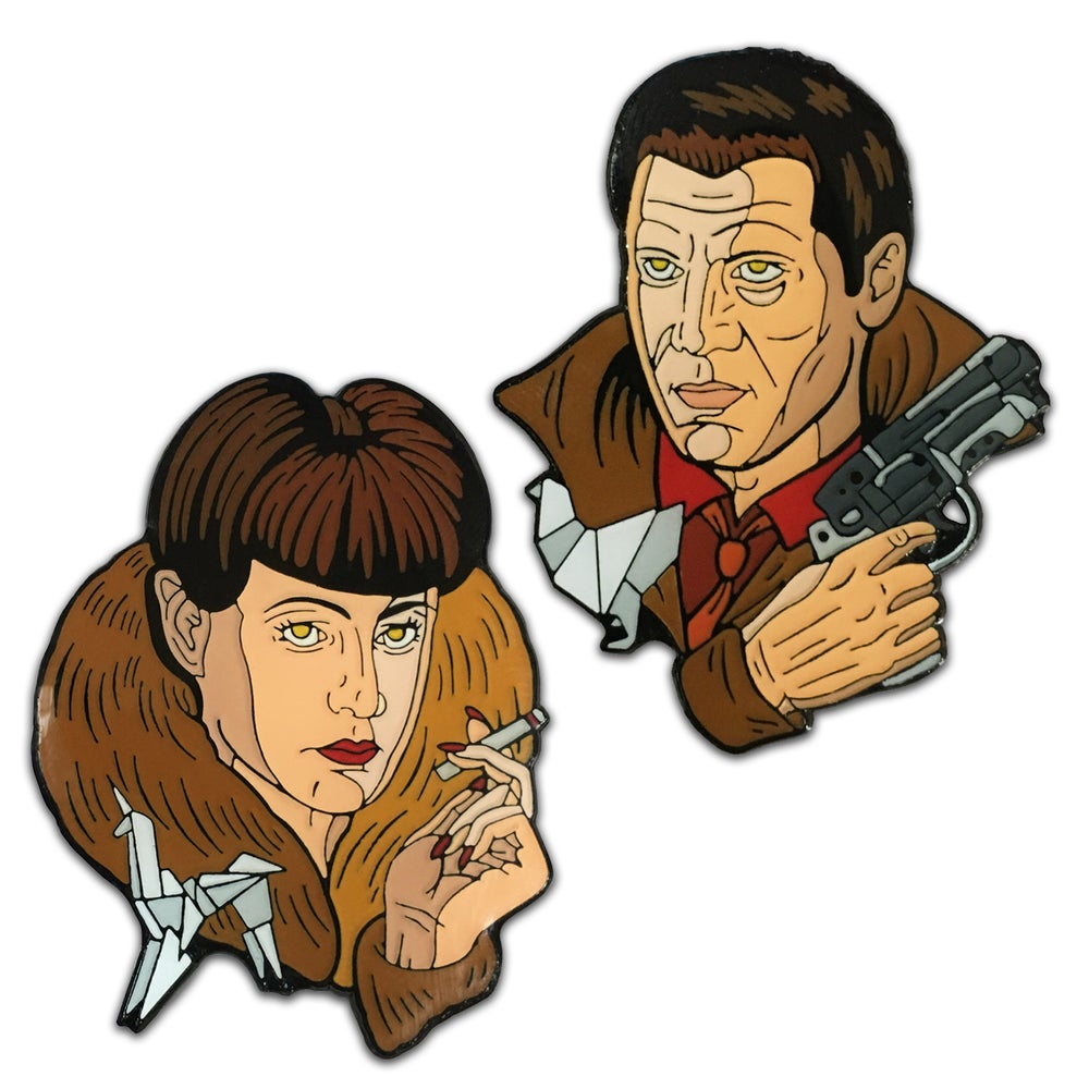 Image of Replicants -  Lapel Pin