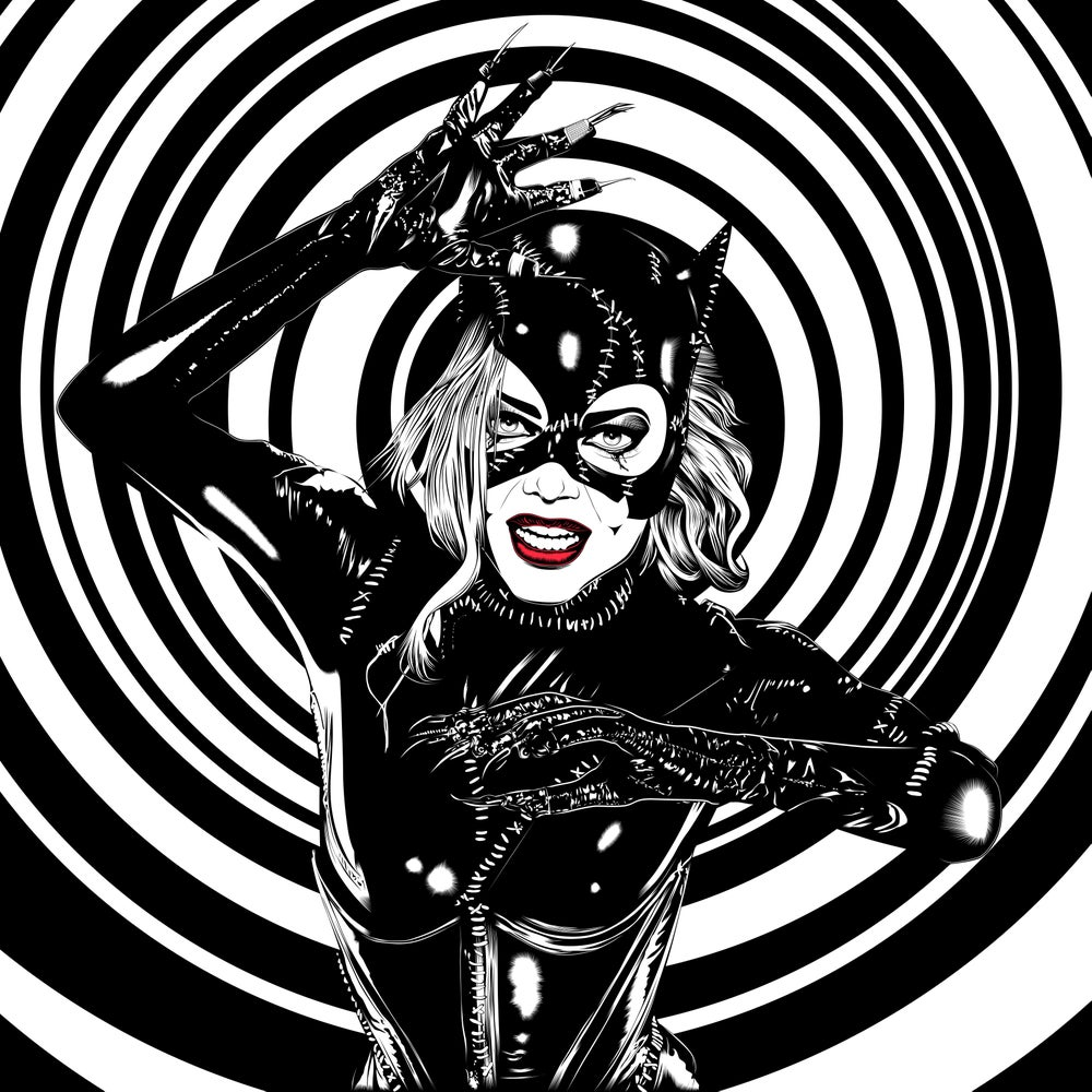 Image of Catwoman 11x17 Poster