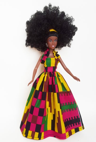 Image of Nana Nehanda Doll