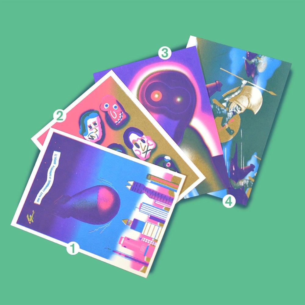 Image of Bonus N°3 - Cartes Postales #1