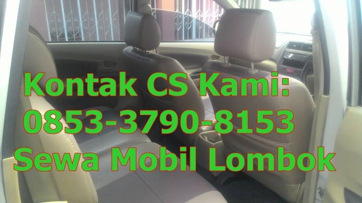 Image of Jasa Pusat Sewa Mobil Lombok Murah