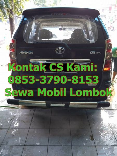 Image of Sewa Mobil Lombok Untuk Transport Lombok