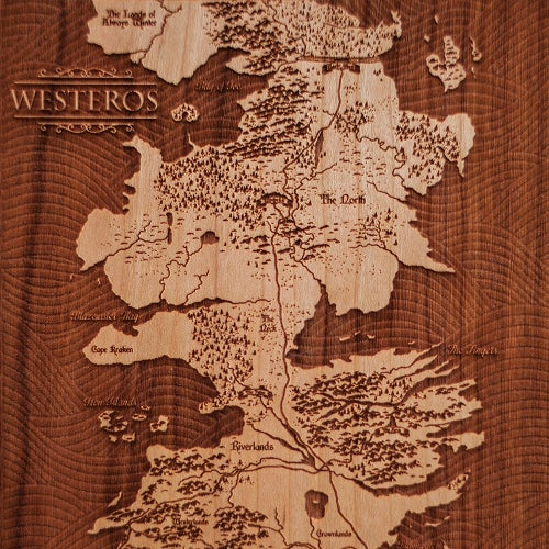 Image of Westeros Mini Map