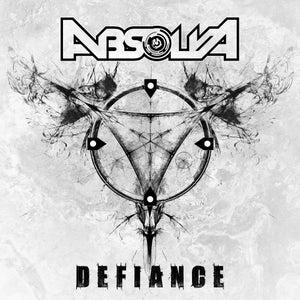 Image of ABSOLVA 'Defiance' : double album