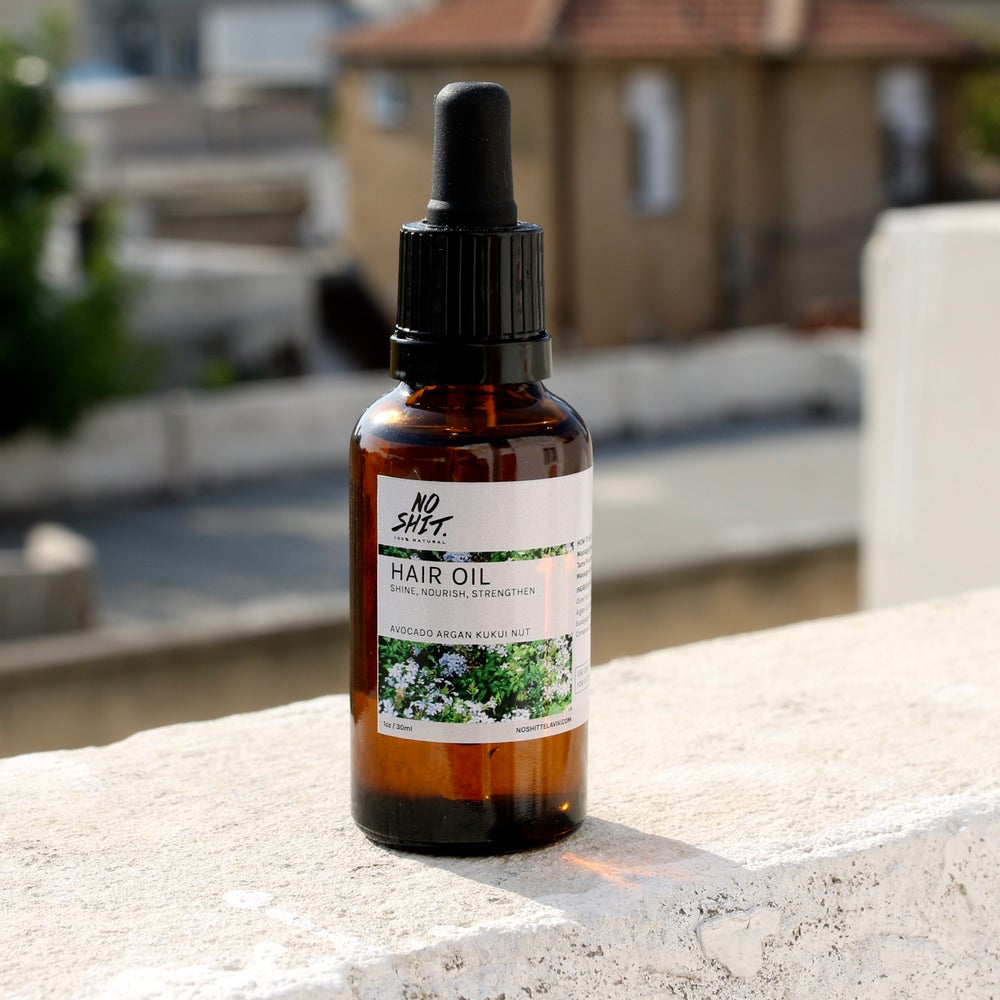 Image of Hair Oil