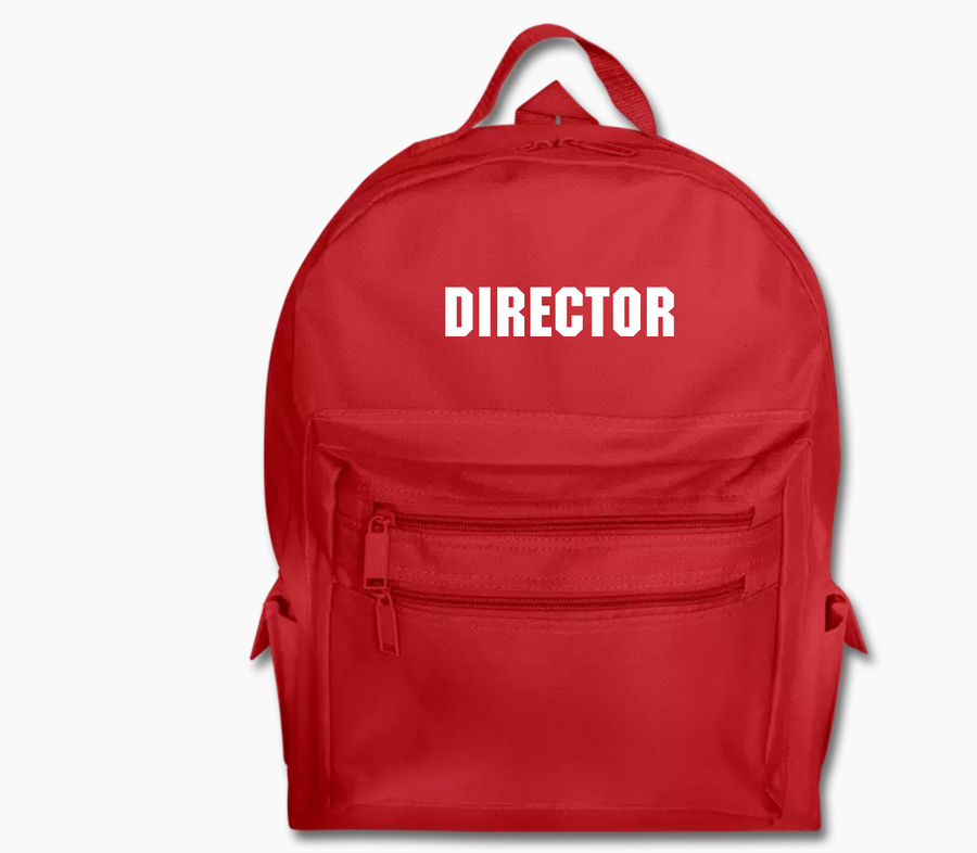 Image of Directors Bag (Red)