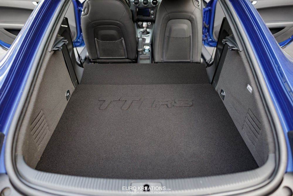 Image of Audi MKII TT Rear Seat Delete