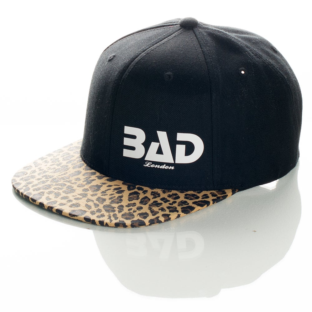 Image of Premium Unisex Snapback by Bad Clothing London Designer urban Street Wear Fitness Fashion