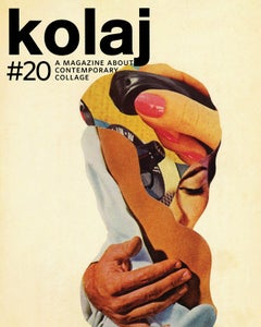 Image of CURRENT ISSUE: Kolaj #20
