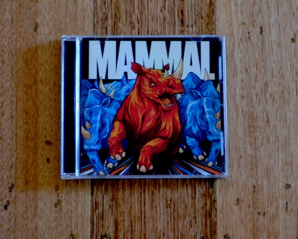 Image of Mammal EP