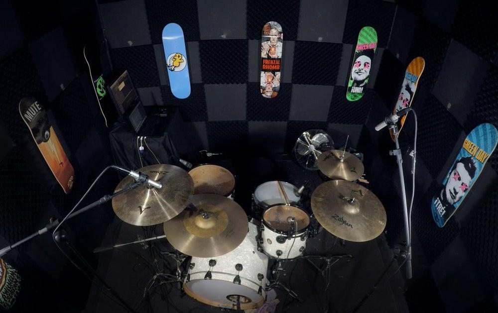 Image of Drum Tracks