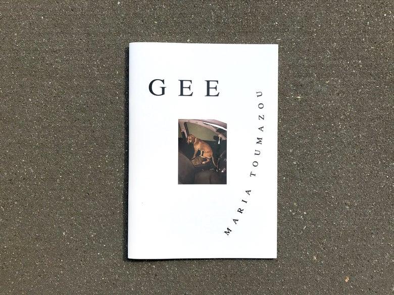 Image of Gee <br> Maria Toumazou