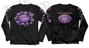 Image of Circlesquare long sleeve shirt - pre-order
