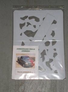 Image of Truck Stencil 1