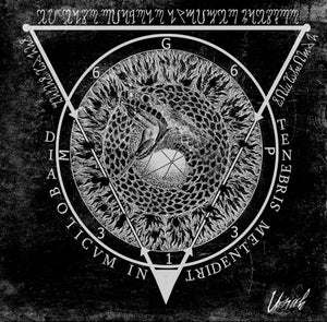 "Image of DIABOLICVM IN TRIDENTEM TENEBRIS ""3 Way""  CD"