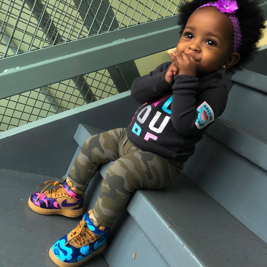 Image of Custom Toddler Footwear