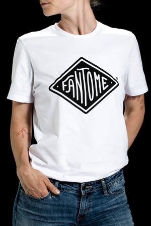 Image of T-shirt Made in France 100% Coton BIO _ FANTOME