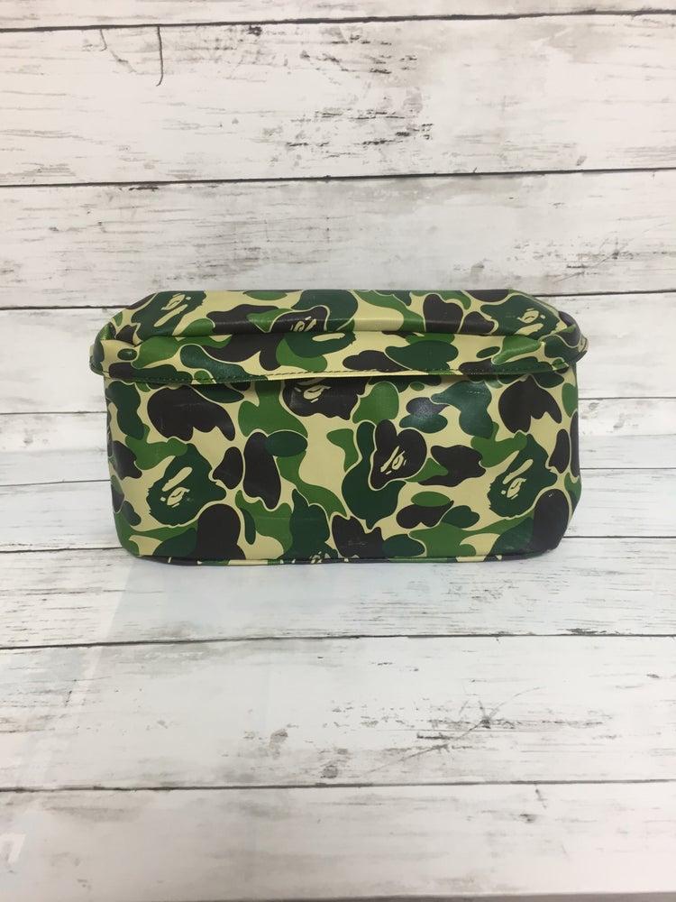 Image of Bape Abc Camo Bum Bag