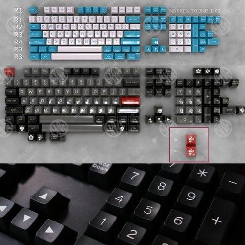 Image of MAXKEY SA Double-Shot Keycaps