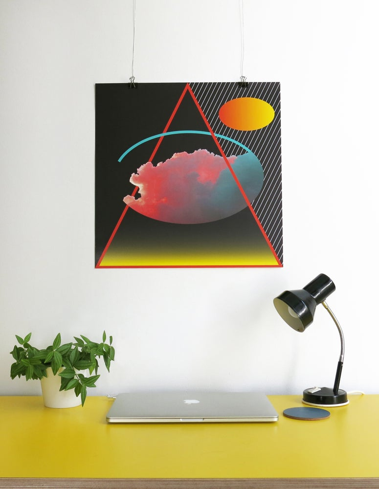 Image of AIR GICLEE PRINT