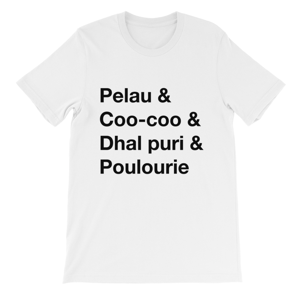 Image of Trini Foods T-shirt