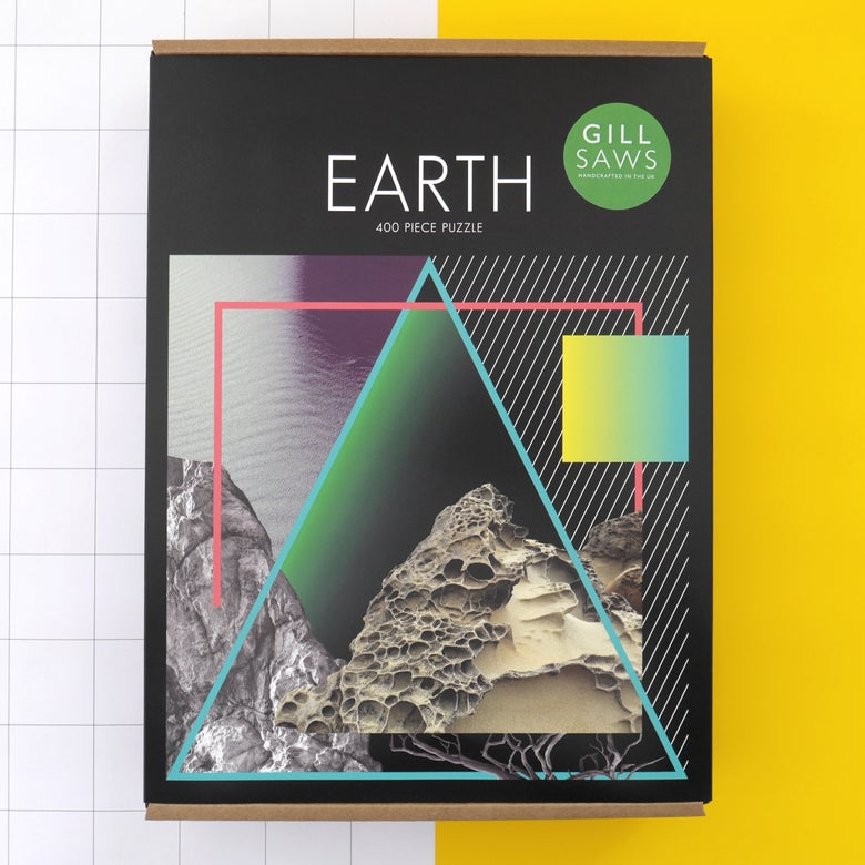 Image of EARTH PUZZLE