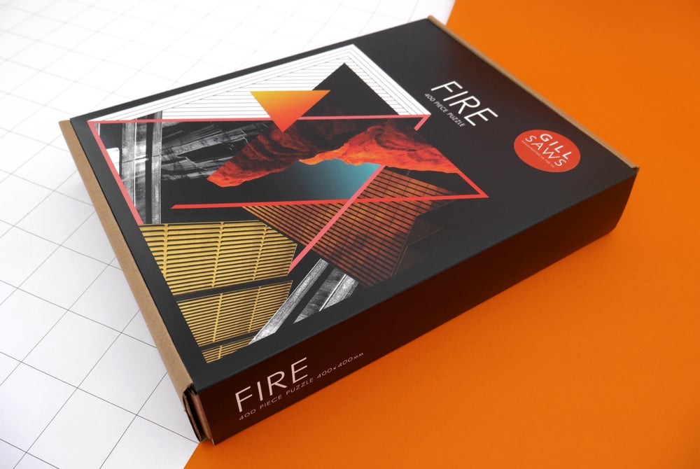 Image of FIRE PUZZLE