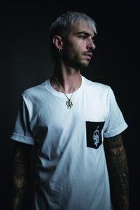 "Image of Machete ""Empire"" T-shirt white"